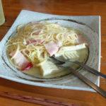 和とイタリアンが融合、長浜市の「Chobitto菜」でパスタランチ
