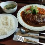 札幌東区の洋食レストラン「ユッぴー」でボリュームたっぷりなランチ