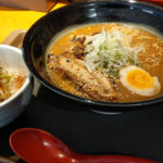 敦賀市の「麺匠かぐや」かぐや姫の世界観のラーメン屋でランチ