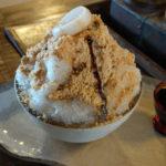 敦賀市の古民家カフェでかき氷!純和風のお座敷の「カフェ茶屋珈夢」