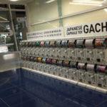 外国人にも人気な中部国際空港のガチャガチャコーナーが豊富
