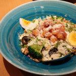 札幌で新鮮野菜のサラダボウルが美味しい「マンマペルテ」