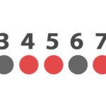 CSSの擬似クラスnth-childは3の倍数以外というような否定条件も可能