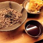札幌駅近くのモダン和食レストラン「えりも亭」で珍しい縮れ蕎麦ランチ