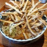 札幌の「増田うどん」甘いお出汁の肉うどんが魅力のうどん専門店