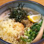 中野市のうどん専門店「田りた麺之助」で美味しさに衝撃を受けた