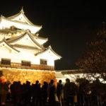 夜の彦根城を間近で見れる1日だけの特別な日「彦根城夜楽2019」